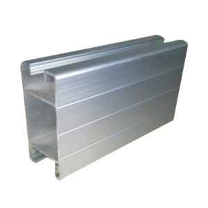 Aluminium Electrophoresis Silver Materail for Construct pictures & photos