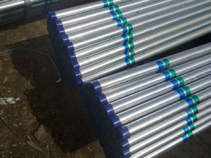 Quality Gi Pipe with Plastic Tap pictures & photos