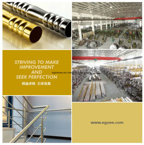 ASTM554 Decoration Ss 201 Ss 304 Ss 316 Welded Tube pictures & photos