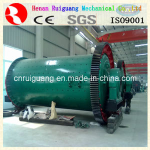 Large Capacity Grate Ball Mill (RG-MQS Series)
