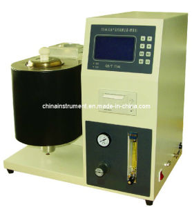 Gd-17144 Lab Petroleum Products Carbon Residue Analyzer by ASTM D4530 pictures & photos