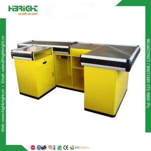 Shopping Mall Cash Table Checkout Counter pictures & photos