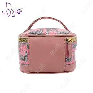 Lady Pink 2016 New Fashion Makeup Bags Multi-Color Pattern pictures & photos