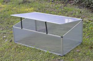 Aluminium Cold Frame Greenhouse