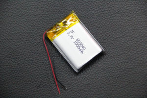 803040 Li-ion Lithium Lipolymer Rechargeable Battery pictures & photos