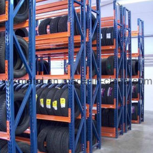 Adjustable 4s Auto Store Warehouse Tire Storage Rack Tyre Shelf pictures & photos