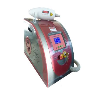 Q Switched YAG Laser Tattoo Removal Equipment for Shallow Flecks pictures & photos