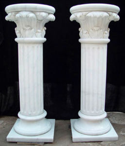 Stone Carving Column & Pillar, Marble Carving Column & Pillar (SK-1420) pictures & photos