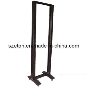 "19"" Network Open Racks--1.8mm Cold Rolled Steel (eT1001)"