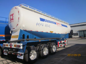 Bulk Cement Transporter Semi Trailer pictures & photos