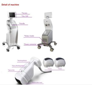 Hifu Body Slimming Body Shaper High Intensive Focus Ultrasound Weight Loss Liposonix Beauty Machine pictures & photos
