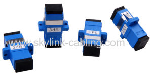 5 dB SC/PC Attenuator- Fiber Adapter- Optic Fiber Adaptor pictures & photos