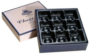 High Quality Pink Colour Handmade Chocolate Box (YY--B0001) pictures & photos