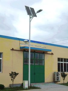 Solar Yard LED Lamp (GLR-03)