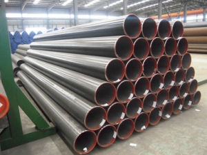 Welded Steel Pipe (O. D219.1mm-660.4mm) pictures & photos