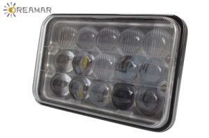 High Quality 5′′ 45W 4D Reflector LED Driving Light pictures & photos