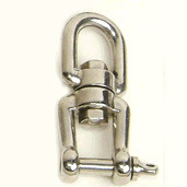 Stainless Steel 304/316 Jaw & Eye Type Swivel pictures & photos