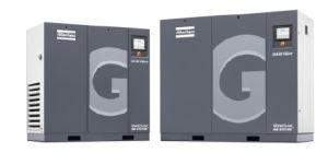 Atlas Copco Ga Series Oil-Injected Air Compressor (GA55VSD)