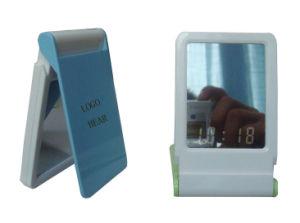 Mirror LCD Clock (SLT-50017)