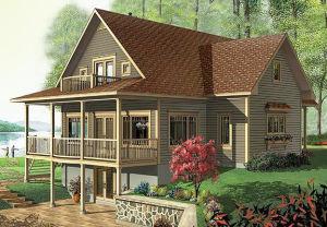 Prefab House - 3918