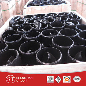 Buttweld Tee Carbon Steel Pipe Fitting pictures & photos