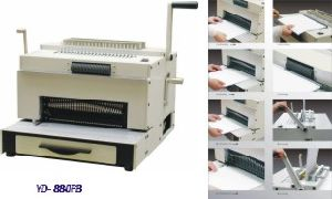 Four in One Function Binding Machine (YD-880PB) pictures & photos