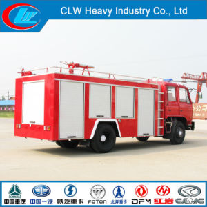 Dongfeng Fire Engine, 10 Wheels 6X4 Water- Foam Fire Fighting Truck pictures & photos