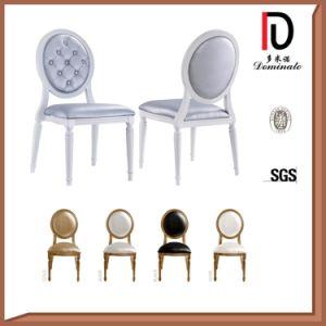 New Design Dining Iron Steel Metal Chair pictures & photos