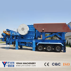 Hot Selling and High Performance Portable Concrete Crushing Machine pictures & photos