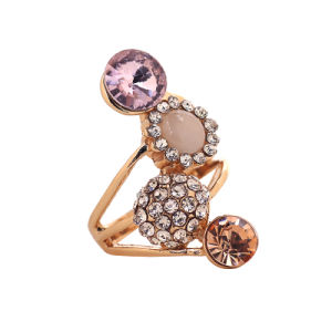Full Rhinestone Fashion Ring Jewelry (88AC2027)