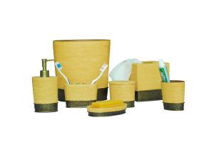 Polyresin Bathroom Set (CX080274)