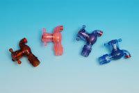 Plastic Faucet with Transparent Color pictures & photos