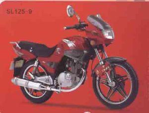Street Speed Racing Motorcycle (SL125-9)