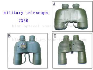 7x50 Waterproof Shakeproof Military Telescope