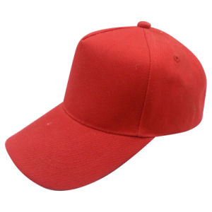 Cheap 5 Panel Baseball Cap Without Logo Bb136 pictures & photos