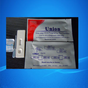Urine Early Pregnancy Test Kits pictures & photos