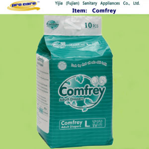 Comfrey Brand Disposable Adult Diaper for Adult Incontinence (AD03)