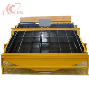 High Efficiency Mineral Processing High Frequency Vibrating Screen for Fine Ore, Sand