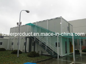 Prefabricated Dismountable Container House (MG-DCH04) pictures & photos