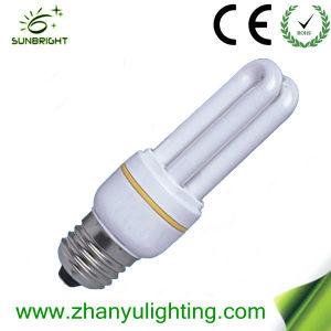 Snow White 6500k 2u Energy Saving Light Bulbs pictures & photos