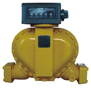 Bulk Transfer Flow Meter, Rotary Vane Positive Displacement pictures & photos