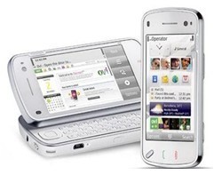 "3.2"" Touch Screen N97 Java TV WiFi Mobile Phone"