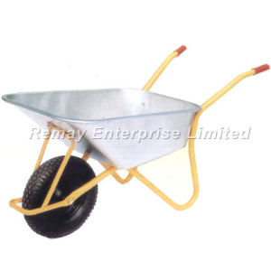 Europe Model Wheelbarrow / Wheel Barrow (WB6404H) pictures & photos