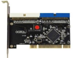 PCI 2-Channel Ultra ATA/133 IDE Host Controller Card