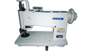 Handle Operated Chain Stitch Embroidery Machine pictures & photos