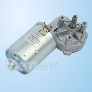 DC Gear Motor (WE Series) pictures & photos
