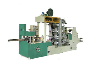 Folding & Printing Machine (RFM-1800) pictures & photos