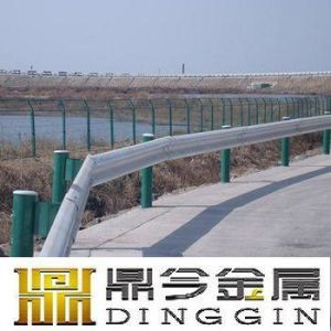 Zinc Coated Galvanized Steel Highway Guardrail Prices pictures & photos