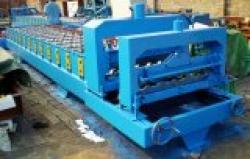 Type Glazed Tile Roll Forming Machine