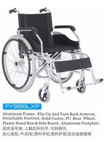Aluminum Wheelchair (FY988LXP) pictures & photos